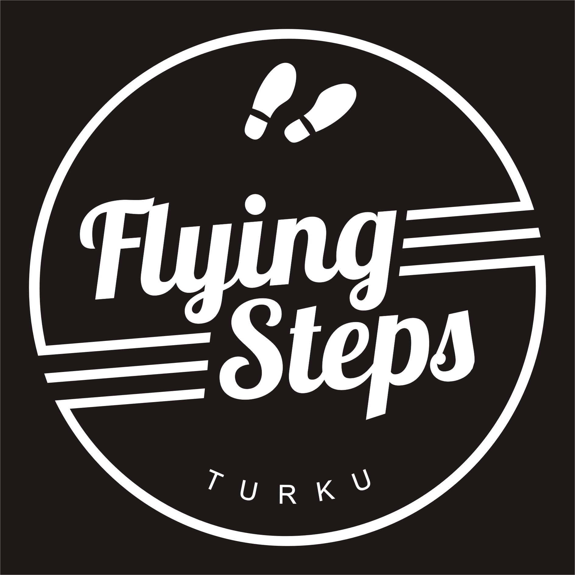 Flying Steps